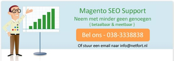 Magento SEO Support